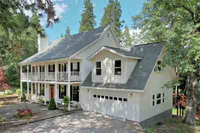 Mt Shasta Single Family Home For Sale: 1200 W.a. Barr Road
