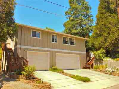 Dunsmuir Single Family Home For Sale: 5923 Shasta Avenue