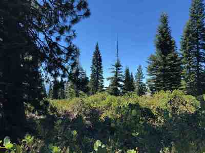 McCloud Residential Lots & Land For Sale: 4-K-22 Shasta Circle