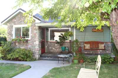 Dunsmuir Single Family Home For Sale: 409 S Second St