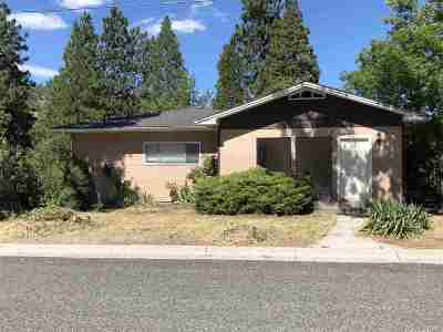 Weed CA Single Family Home For Sale: $199,000