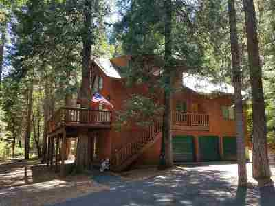 Mt Shasta Single Family Home For Sale: 1316 Timber Hills Rd.