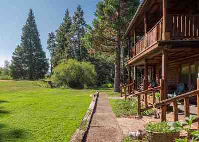 Mt Shasta CA Single Family Home For Sale: $499,000