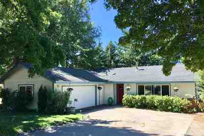 Mt Shasta CA Single Family Home For Sale: $257,000