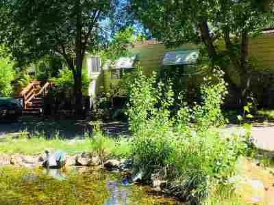 Mt Shasta CA Single Family Home For Sale: $235,000