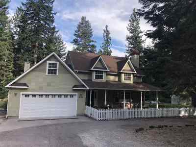 Mt Shasta CA Single Family Home For Sale: $475,000