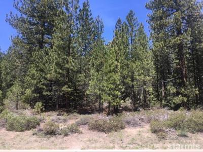 South Lake Tahoe Residential Lots & Land For Sale: 1415 Pioneer Trail