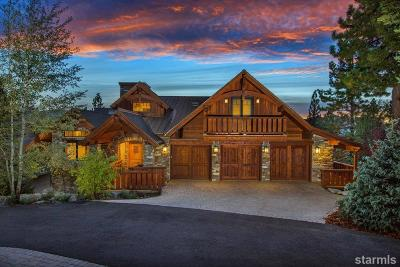 South Lake Tahoe Single Family Home Active Pending: 2412 Cornice Court