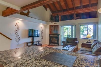 Condo/Townhouse For Sale: 3535 Lake Tahoe #320 Boulevard #320