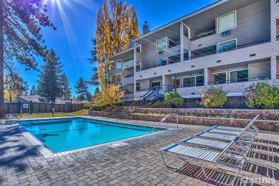 Condo/Townhouse For Sale: 3535 Lake Tahoe Boulevard #322