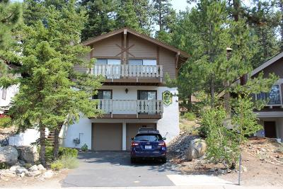 South Lake Tahoe CA Single Family Home For Sale: $497,000