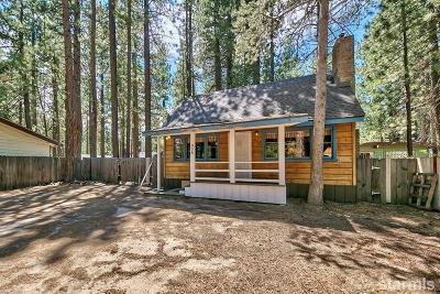 Single Family Home For Sale: 958 Tahoe Island Drive