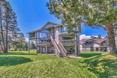 South Lake Tahoe CA Condo/Townhouse For Sale: $529,000