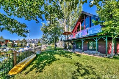 South Lake Tahoe CA Single Family Home For Sale: $1,468,000