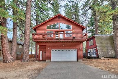 Single Family Home For Sale: 1010 Tahoe Island Drive