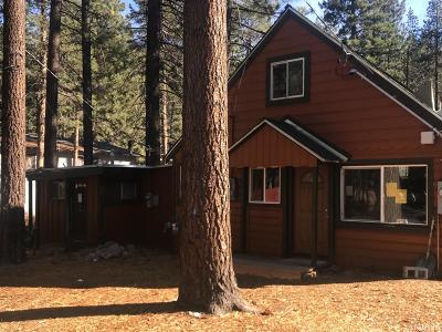 South Lake Tahoe Multi Family Home Active Pending W72 H: 3724 Birch Avenue