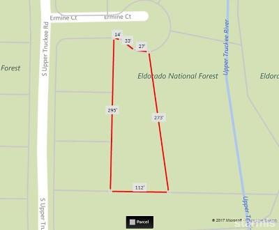 South Lake Tahoe Residential Lots & Land For Sale: 1000 Ermine Court
