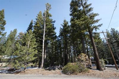 South Lake Tahoe Residential Lots & Land For Sale: Tehama Drive