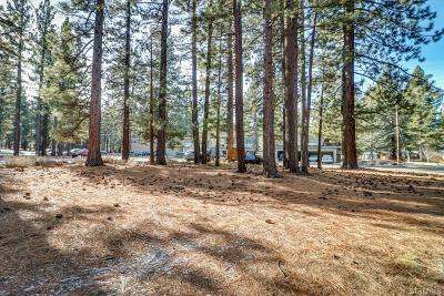 South Lake Tahoe Residential Lots & Land For Sale: 941 Silver Dollar Avenue