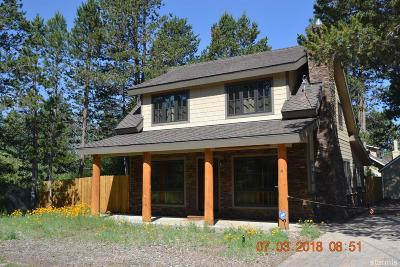 Single Family Home For Sale: 4019 Meadow Road