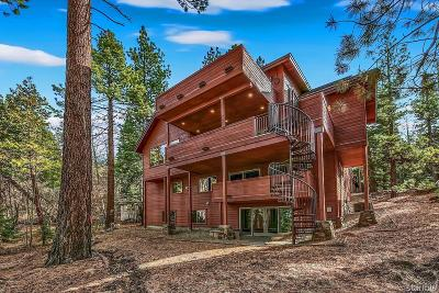 South Lake Tahoe Single Family Home For Sale: 3717 Regina Road