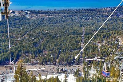 South Lake Tahoe CA Condo/Townhouse For Sale: $375,000
