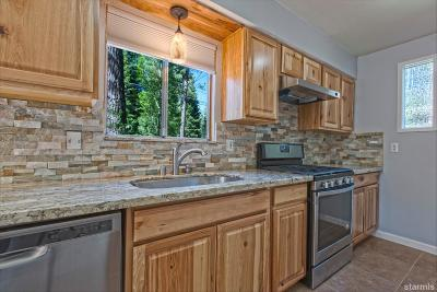 South Lake Tahoe CA Single Family Home For Sale: $445,000