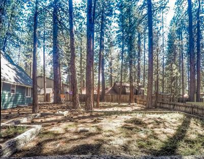 South Lake Tahoe Residential Lots & Land For Sale: 910 San Jose Avenue