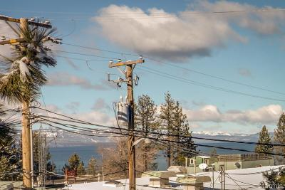 South Lake Tahoe CA Condo/Townhouse For Sale: $196,000