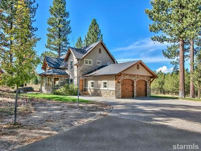 South Lake Tahoe Single Family Home For Sale: 1300 Glenwood Way