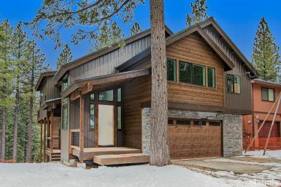 South Lake Tahoe CA Single Family Home For Sale: $888,000