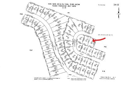 Residential Lots & Land For Sale: 1834 Narragansett Circle