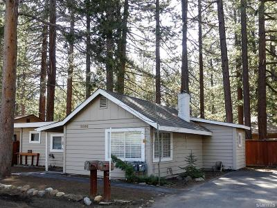 South Lake Tahoe Multi Family Home For Sale: 2560 Alma Avenue