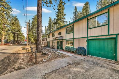 South Lake Tahoe Multi Family Home For Sale: 3140 Oakland Avenue