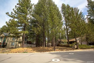 South Lake Tahoe Residential Lots & Land For Sale: 2768 Springwood Drive