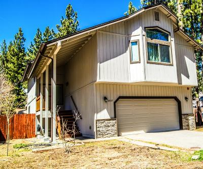 South Lake Tahoe Single Family Home For Sale: 2617 Kubel Avenue