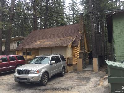 South Lake Tahoe Multi Family Home For Sale: 3790 Markoffer Way