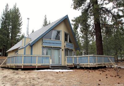 South Lake Tahoe Single Family Home For Sale: 1470 Murietta Drive