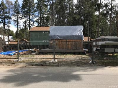 South Lake Tahoe Single Family Home For Sale: 1101 Sonora Avenue
