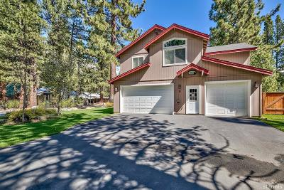 South Lake Tahoe CA Multi Family Home For Sale: $1,950,000
