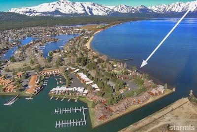 South Lake Tahoe CA Condo/Townhouse For Sale: $1,820,000