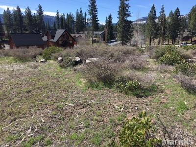 Residential Lots & Land For Sale: 857 Lake Tahoe Blvd