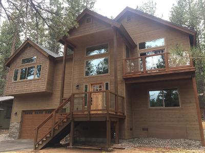 South Lake Tahoe CA Single Family Home For Sale: $719,000