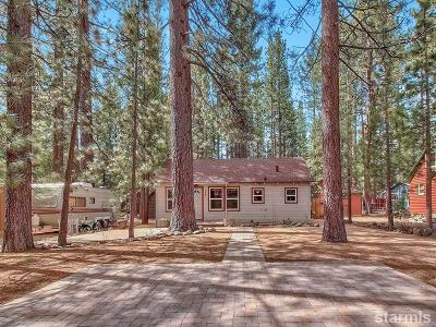 Bijou Pines Single Family Home For Sale: 3328 Fir Avenue