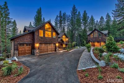 South Lake Tahoe Single Family Home For Sale: 1739 Hekpa Drive