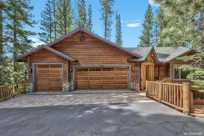 South Lake Tahoe Single Family Home For Sale: 1505 Cree Street