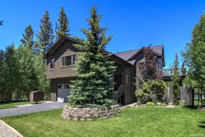 South Lake Tahoe CA Single Family Home For Sale: $849,000