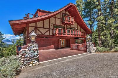 Single Family Home For Sale: 1655 Keller Road