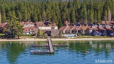South Lake Tahoe CA Condo/Townhouse For Sale: $274,000