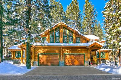 South Lake Tahoe Multi Family Home For Sale: 3633 Tamarack Avenue